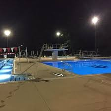Outdoor Arena Lights by Iu Outdoor Pool Swimming Pools 17th St Bloomington In