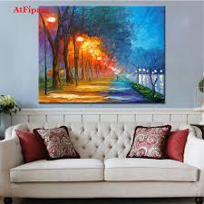 Living Room Art Paintings Online Get Cheap Impressionist Art Prints Aliexpress Com
