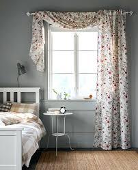 rideau de chambre rideau de fenetre de chambre a motif floral a rideaux de fenetre de