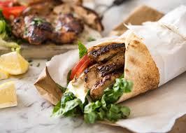 arabic wrap chicken shawarma middle eastern recipetin eats