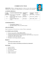 Seeking In Trichy Jas Resume