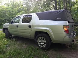 Pickup Canopy For Sale by Softtop Truck Cap Honda Ridgeline Owners Club Forums