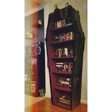 coffin bookshelf my coffin bookshelf more fore sale message me if you want one