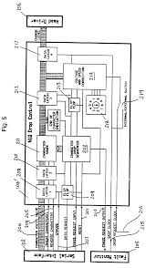 patent us6280023 continuous ink jet printer and method of