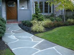 entryway landscape design ideas front walkway budget plants and