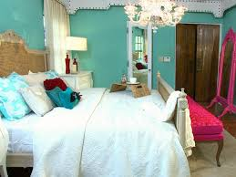 wonderful teal bedroom in small home decoration ideas with teal
