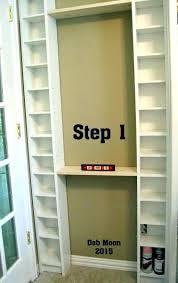 12 Inch Deep Storage Cabinet by Wire Basket Storage Bins Cabidor Classic Behind Door Cabinet Demo