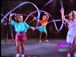 ribbon dancer 1994 kidpower ribbon dancer illuminator commercial