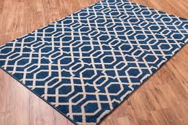 Blue Modern Rug Area Rug Navy Blue Modern 7 10 X10 6 Contemporary Carpet In Solid