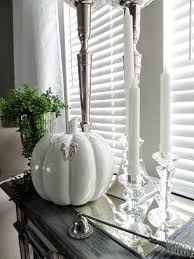 fall home decor 4 ways to style fall vignettes be my guest