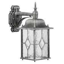 Radiateur Electrique Style Retro Applique Extérieure Lanterne Carrée Rétro Style Rustiqu