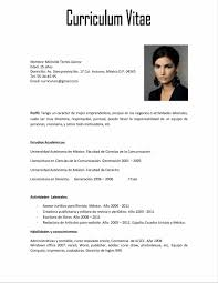 Sample Curriculum Vitae Format For Students In Cv Curriculum Vita Curriculum Vitae Student Sample For