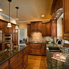 The Best Tips For Choosing Flooring  Traditional Kitchen - Pictures of kitchens with oak cabinets