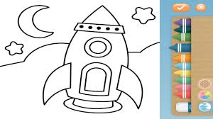 outer space coloring pages outer space colouring pages outer