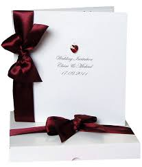 wedding invitations burgundy wedding invitation boxed by made with designs