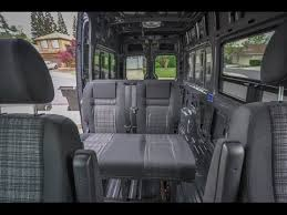 Sprinter Bench Seat Rock N Roll Rib Seat Bed Install In A Mercedes Sprinter Camper
