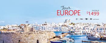 guided tours in europe air canada vacations