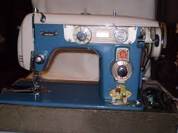 ambassador sewing machine