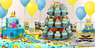 spongebob cake ideas spongebob cake supplies spongebob cupcake cookie ideas party