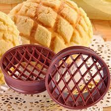 chignon cuisine 1 pc en plastique gâteau moule ananas dôme chignon moule
