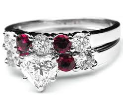Ruby Wedding Rings by Ruby Engagement Rings From Mdc Diamonds Nyc