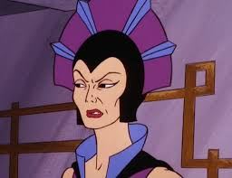Teela And Evil Lyn - evil lyn is not amused reaction images know your meme