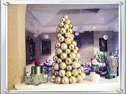 how to make ornament tree for 10