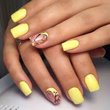 simple but gorgeous looking butterfly nail design the olive