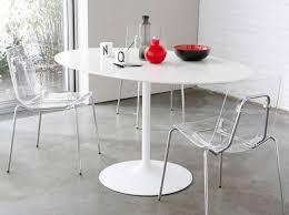 table de cuisine formica magnifique table de cuisine blanche une ovale 1 chaise ronde ikea