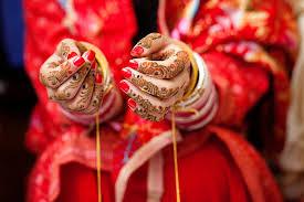 punjabi wedding chura traditional wedding chura ceremony punjabi culture