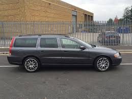 volvo v70 2 4d estate sport manual fully loaded in burnham