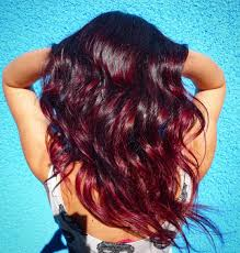 how to get cherry coke hair color 50 stunning dark red hair color ideas bright yet elegant