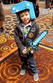 Minecraft Villager Halloween Costume 20 Amazing Minecraft Costumes Minecon 2011 Costumes