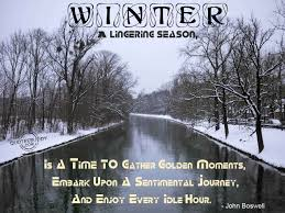 winter quotes graphics