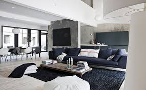 Black Leather Sofa Sets Inspiring Ideas For Living Room Steampunk - Black and white family room