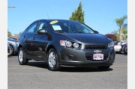 used chevrolet sonic for sale in san diego ca edmunds