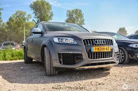 Audi Q7 Gold - audi q7 v12 tdi 13 october 2016 autogespot