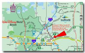 map of kissimmee disney tickets discount universal studios orlando park
