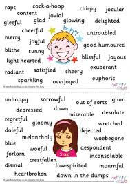 Light Synonyms Synonym Posters