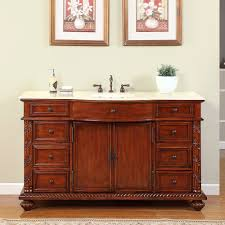 Bathroom Vanity Single Sink by 60