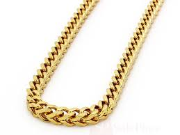 box chain gold necklace images Trendsmax 3mm 35mm mens womens chain gold filled necklace box link jpg