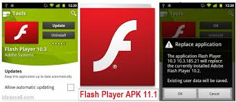 adobe flash player android apk player apk 11 1 free version