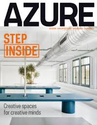 azure magazine design architecture interiors curiosity