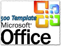 Excel Office Templates 500 Office Templates For Word Excel And Power Point