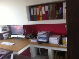 fabriquer bureau sur mesure bureau sur mesure r alisation d un bureau sur mesure 11 photos avec