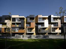 Cool Apartment Buildings And The Commons Inside Australias Most - Sustainable apartment design