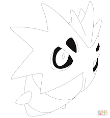 generation ii pokemon coloring pages free coloring pages