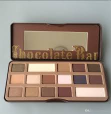 2017 sales palette new chocolate eyeshadow palette faced