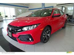 2017 rallye red honda civic si sedan 121259294 gtcarlot com