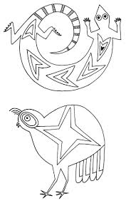 35 best native american design coloring book pages images on